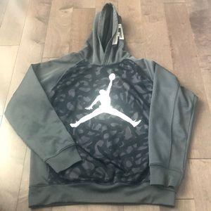 Air Jordan Therma-Fit Boys Sweatshirt
